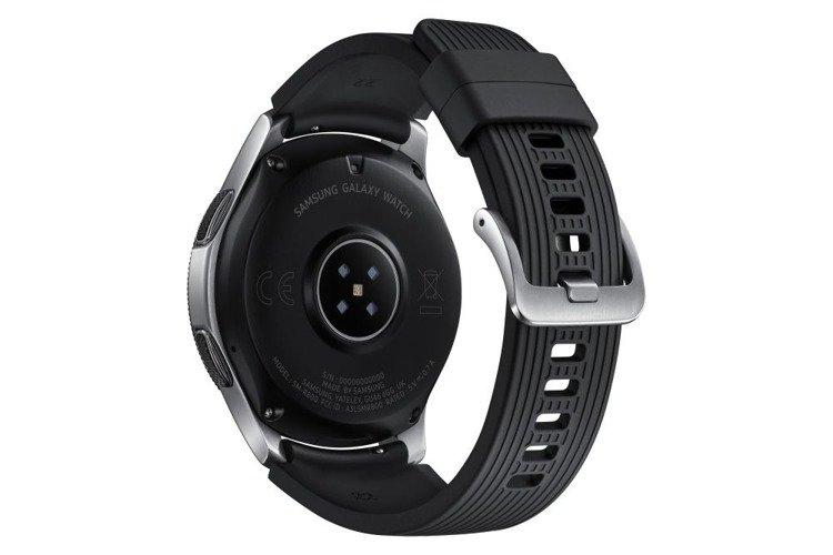 Samsung Galaxy Watch 46mm Silver   SM-R800NZSAXEO