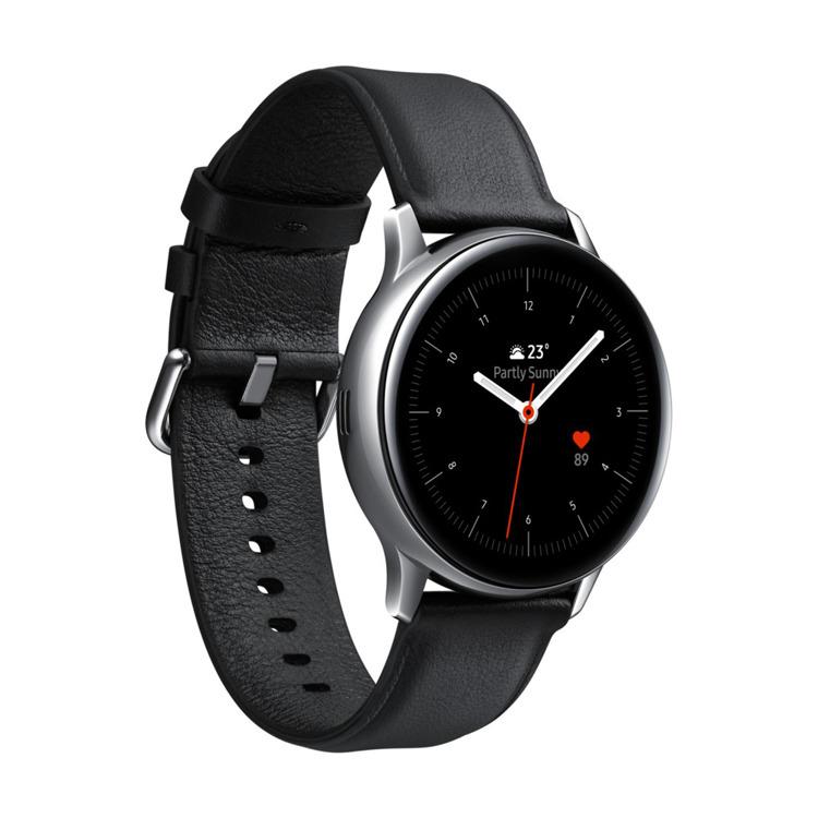 Samsung Galaxy Watch Active 2 Stal Srebrny 40mm | SM-R830NSSAXEO