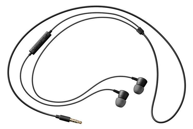 Samsung Słuchawki Stereo Czarne 3,5mm EO-HS1303