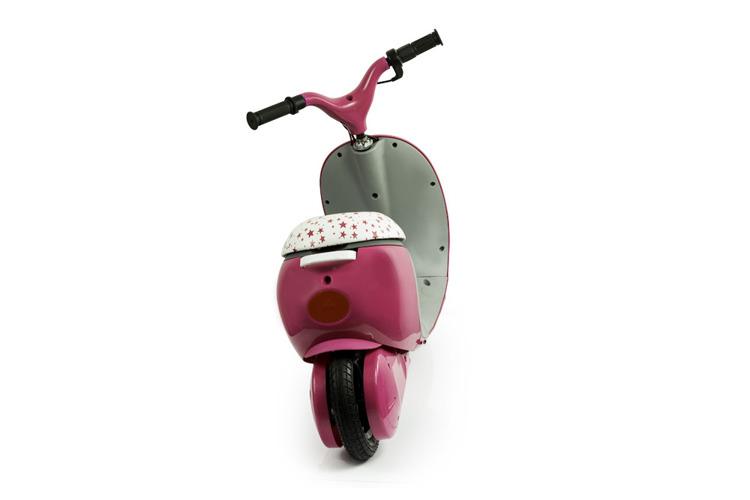 Skuterek elektryczny Barbie BB-MS-S