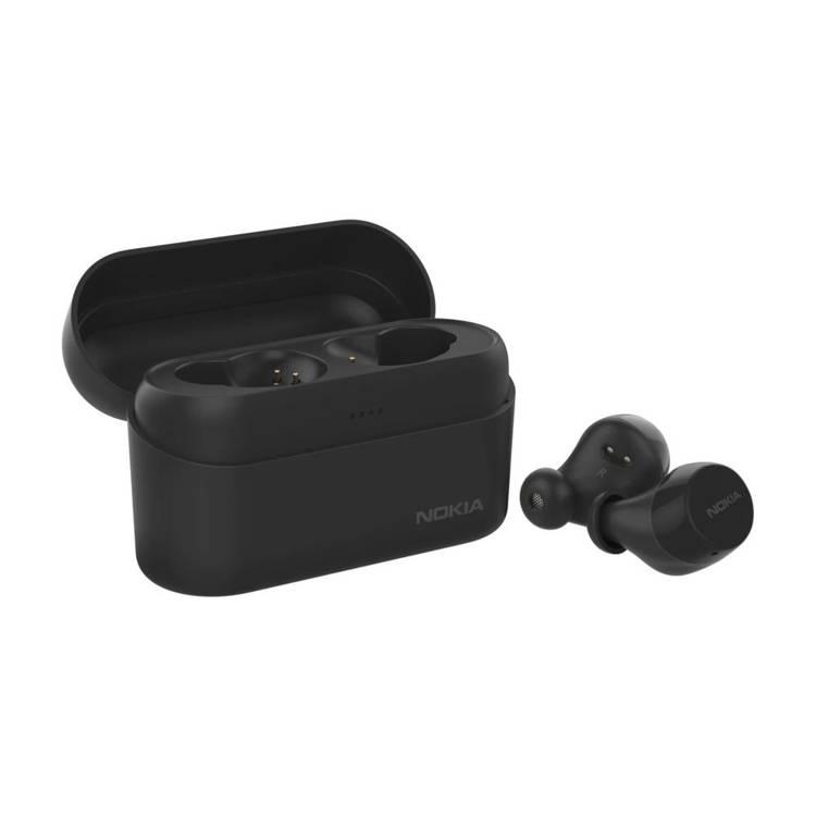 Słuchawki bluetooth Nokia Power Earbuds BH-605 Czarne
