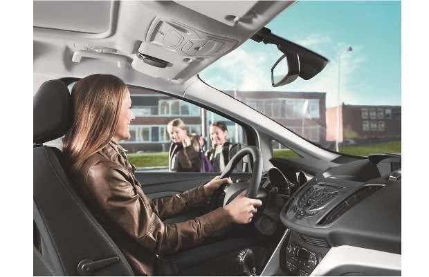 Zestaw głośnomówiący bluetooth Jabra Drive Biały (multipoint)