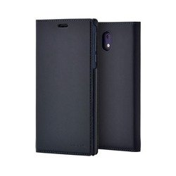 Etui Nokia Slim Flip Cover CP-303 Granatowe do Nokia 3